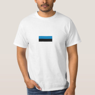 Estonian Flag T-Shirt