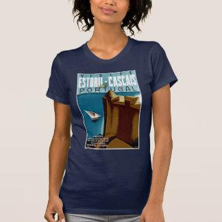 Estoril-Cascais in Portugal T-Shirt