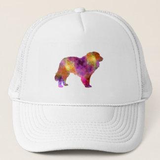 Estrela Mountain Dog in watercolor Trucker Hat