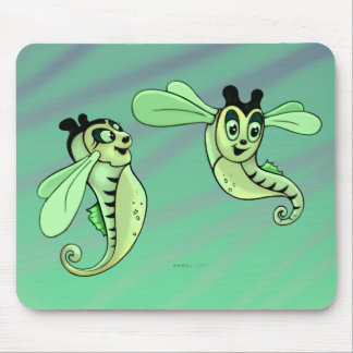 ESTRELLES CUTE ALIENS CARTOON MOUSE PAD