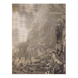 Estroza Pass, Madeira Postcard