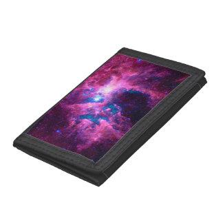 Eta Carina Tri-fold Wallet