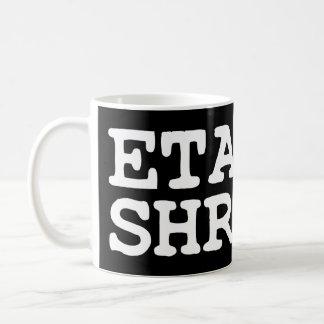 ETAOIN! SHRDLU! COFFEE MUG
