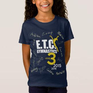 ETC Level 3 - Team Signature Design T-Shirt