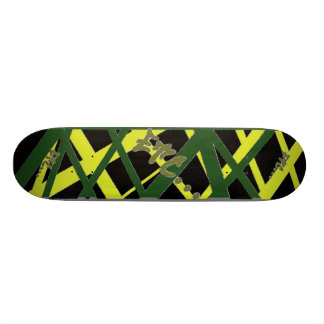 etc Style Jamaica Web Custom Skate Board