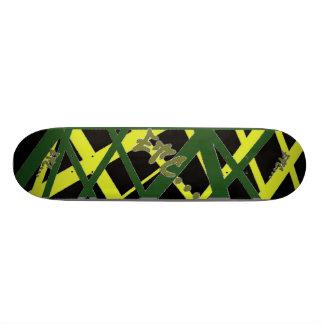 etc... Style Jamaica Web Skateboard Decks