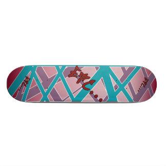 etc Style Webbed Skate Deck