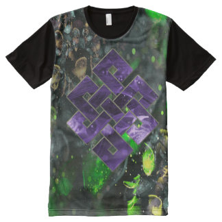 Eternal Cycle or Light All-Over Print T-Shirt