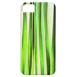 Eternal Evergreen Stripy Pattern Case For The iPhone 5