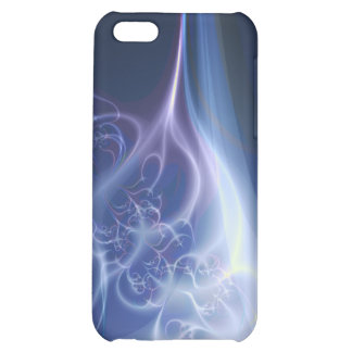 Eternal Flame Fractal iPhone 5C Cases