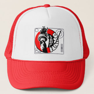 """Eternal Flame Records """"Turntable Logo"""" Hat"""