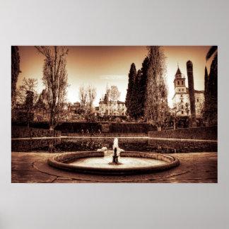 Eternal gardens poster