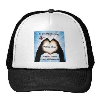 Eternal Hand Heart Hats