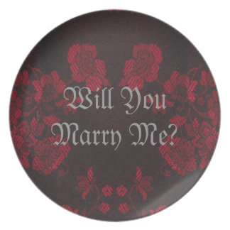 Eternal Handfasting/Wedding Suite Dinner Plate