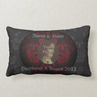 Eternal Handfasting/Wedding Suite Lumbar Cushion