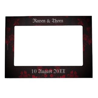 Eternal Handfasting/Wedding Suite Magnetic Picture Frame