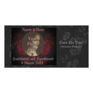Eternal Handfasting/Wedding Suite Photo Card Template
