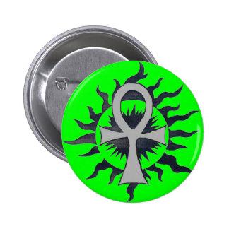 Eternal Life - Button 2 Inch Round Button