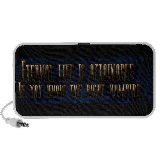 Eternal Life Is Attainable Speaker