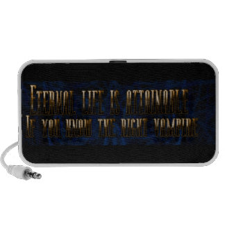 Eternal Life Is Attainable Travelling Speakers