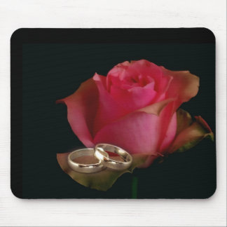 Eternal Love Mouse Pad