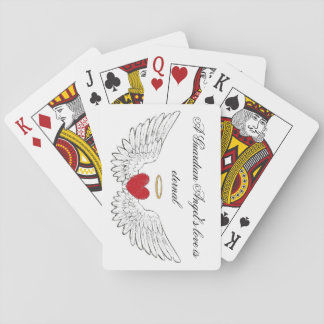 eternal love playing cards