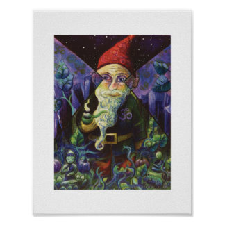 Eternal Return - Zen Gnome Poster