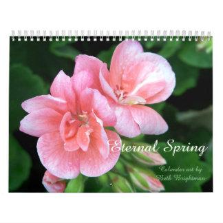 Eternal Spring Calendars