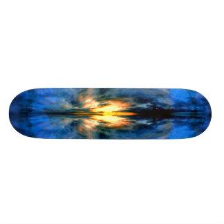 Eternal Sunset Pro Board Skate Deck