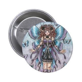 Eternal Wings Fairy Button