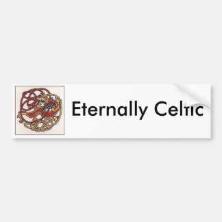 Eternally Celtic Bumper Sticker