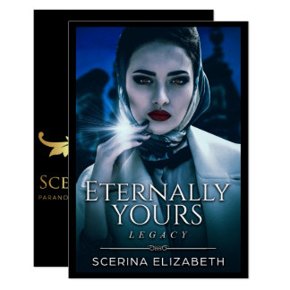 Eternally Yours Invitation/RSVP Card