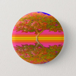 Eternity 6 Cm Round Badge