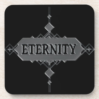 Eternity concept. coaster