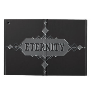 Eternity concept. cover for iPad air