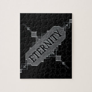 Eternity concept. jigsaw puzzle