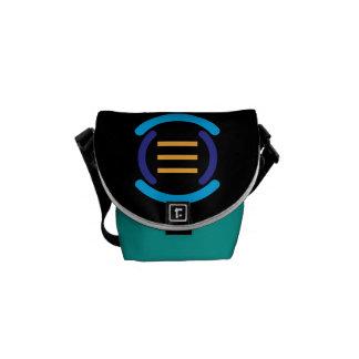 Eternity Inc. Logo Messenger Bag