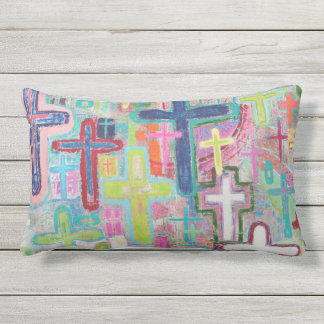 Eternity Outdoor Lumbar Pillow