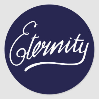 Eternity Sydney Graffiti (pack of 6/20) Round Sticker
