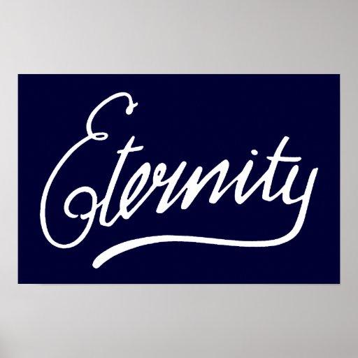 Eternity Sydney Graffiti Print