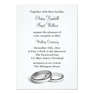Eternity Wedding Invitation