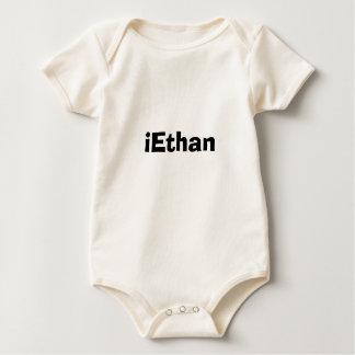 Ethan Baby Toddler Shirt iEthan Nerd Computer