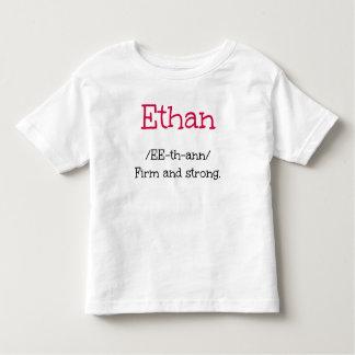 Ethan Name Description Shirt