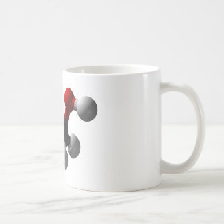 Ethanol 3D Balls Basic White Mug
