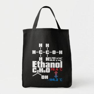 Ethanol Tote Bags
