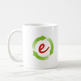 Ethanol Basic White Mug