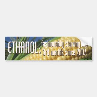 Ethanol Bumper Sticker
