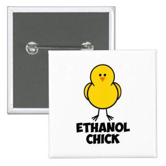 Ethanol Chick Button