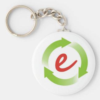 Ethanol Key Chain
