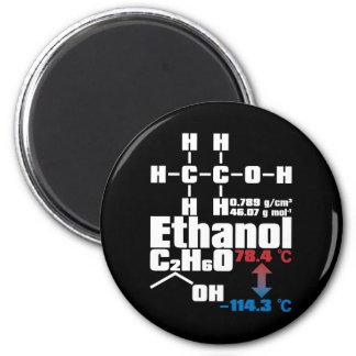 Ethanol Magnet